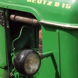 Bewerking: Deutz D15 1960