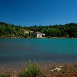 Blauwe zee (Kroatië)