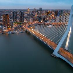 City scape Rotterdam