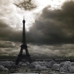 Infrarood Parijs