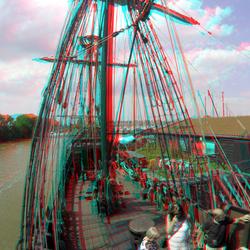 VOC-replica Hoorn 3D