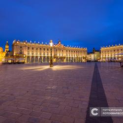 Het betoverende 'Place Stanislas'