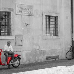 Nog een vakantie foto uit Rome