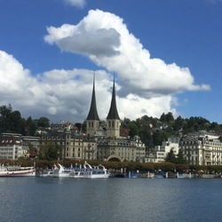 Luzern oude stad