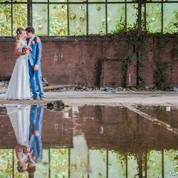 Bruiloft in Sliedrecht