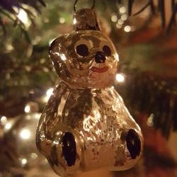 Kerst-beertje