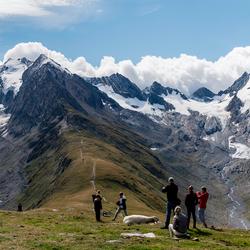 Uitzicht Hohe Mut, Otztal