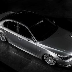50 shades of BMW gray