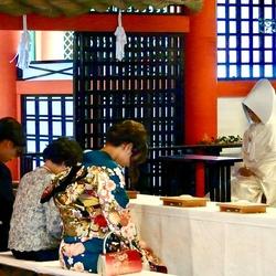 Shinto Huwelijk