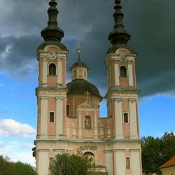 kerk Villach