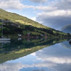 Noorwegen, Innviksfjorden