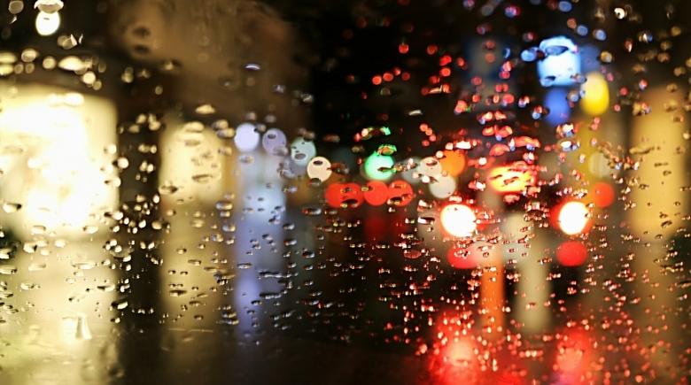 IMG_20170112_230541 - Een regenachtige avond en genoodzaakt om vanuit de auto te fotograferen.