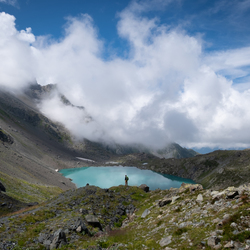 Turqoise Lac Blanc