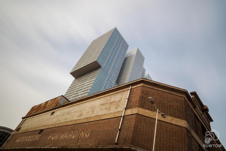 Oud vs Nieuw - De Rotterdam