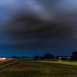 Onweer op de Jouwer