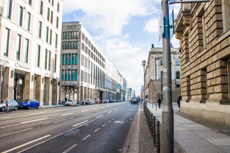 Berlin street -