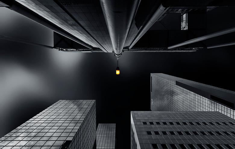 """Rotterdams licht - Toch fijn dat ze het licht laten branden overdag <img  src=""""/images/smileys/smile.png""""/> ....... prettig weekend gewenst en dank vo"""