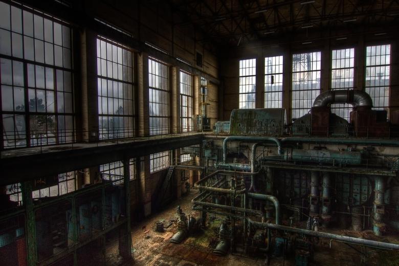 Oude energiecentrale - Oude energiecentrale