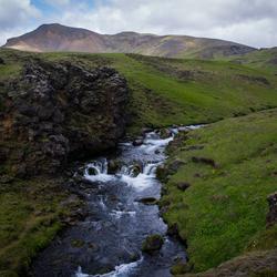 Icelandic river's...
