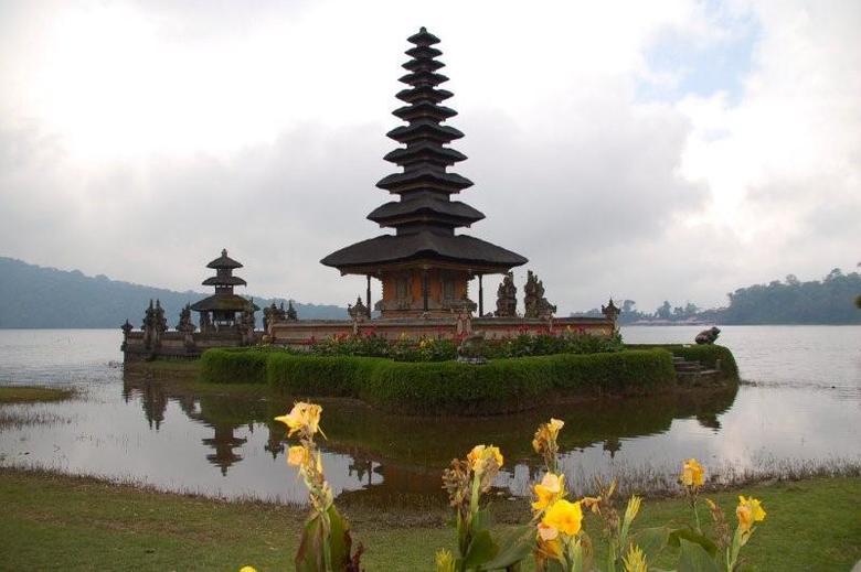 Bratan Tempel Bali - Pura Ulun Danu Bratan tempel