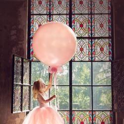 Cynthia's Fotografie kinderen princes met ballon