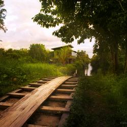 Suriname Sunset II