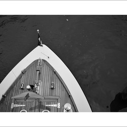 Rondvaartboot Amsterdam