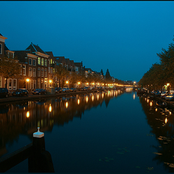 Leiden in last 4
