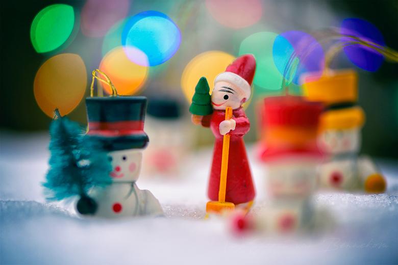 kerst 2018 - Een zalig kerstmis toegewenst.