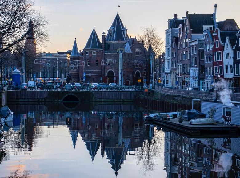 De Waag, Nieuwmarkt Amsterdam -