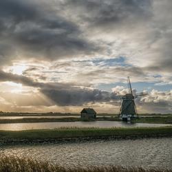 De molen van het Noorden