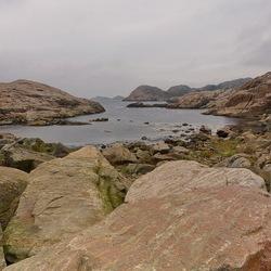kust van Noorwegen.