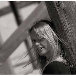 Sunny girl   Kristin Stam