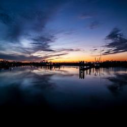 Dusk Harbour