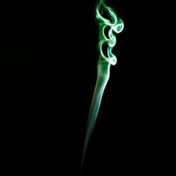 Green Glowing