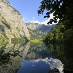 Obersee Duitsland