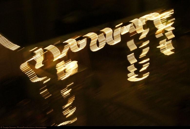 kerstlichtjes bij mijn buurtjes...