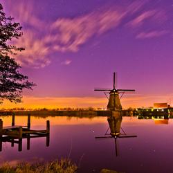 Windmolen Kinderdijk 09