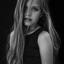 Linthe, zwart/wit