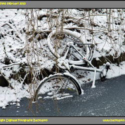Winterwaterfiets