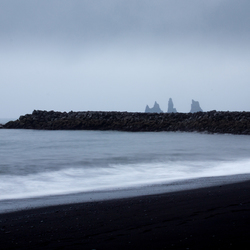 Black Beaches - Vik - 2016