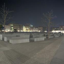 HDR Berlijn Holocaust monument