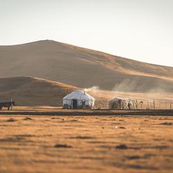 Nomad life.