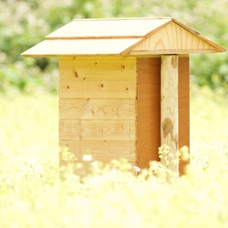 Big house for tiny bees