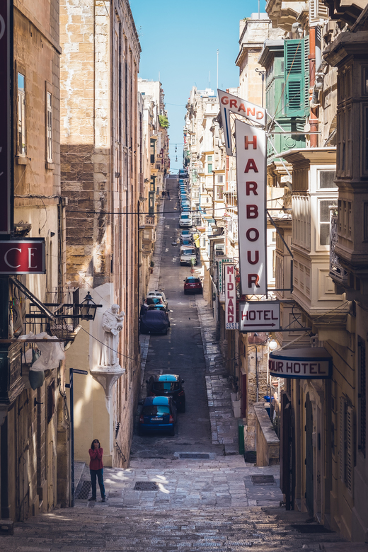 Malta streets