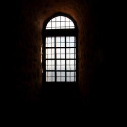 Mysterieus raam.
