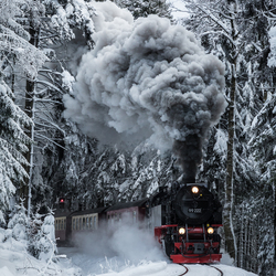 The Brocken Bahn