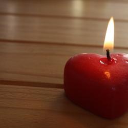 burning love.