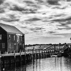 Old Harbor of Salem