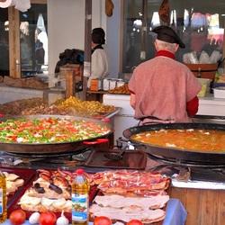 paella....streetfood